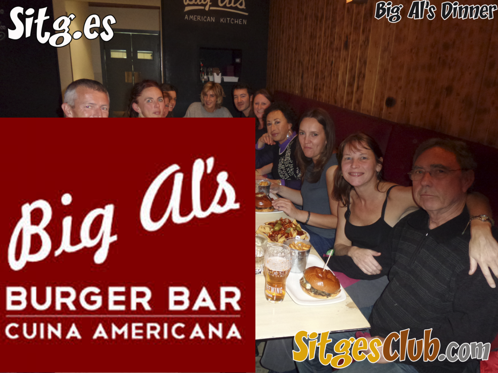 Thanksgiving at Big Al's Burger Bar