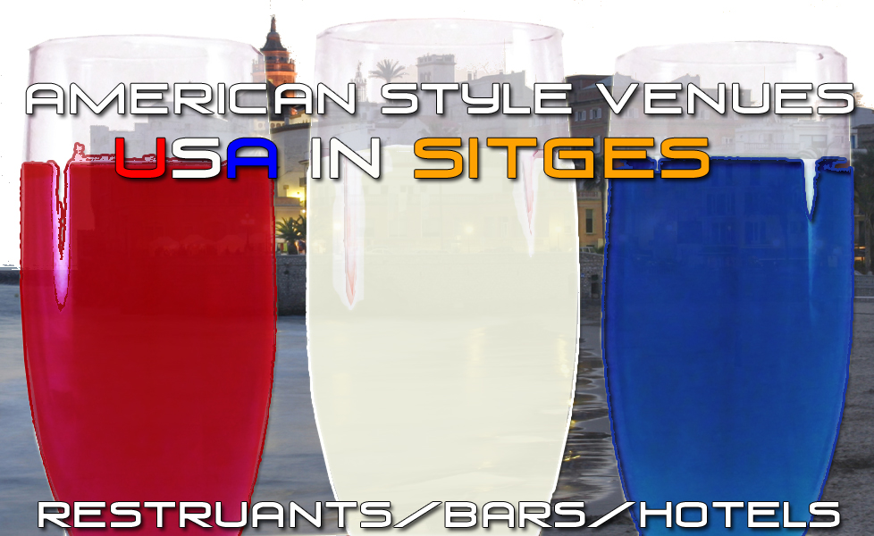 The American style in Sitges