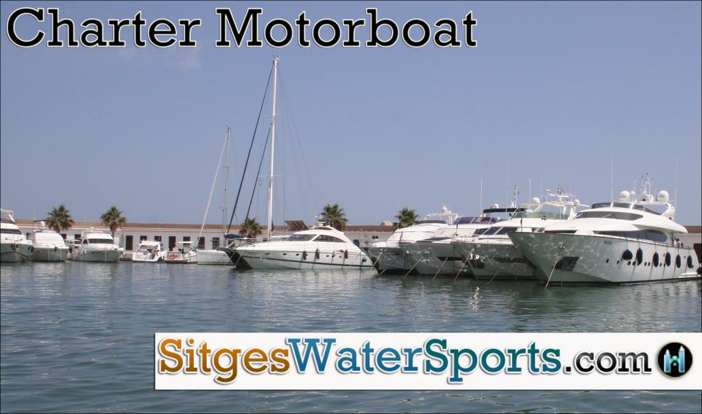 Charter-motorboat-Barcelona