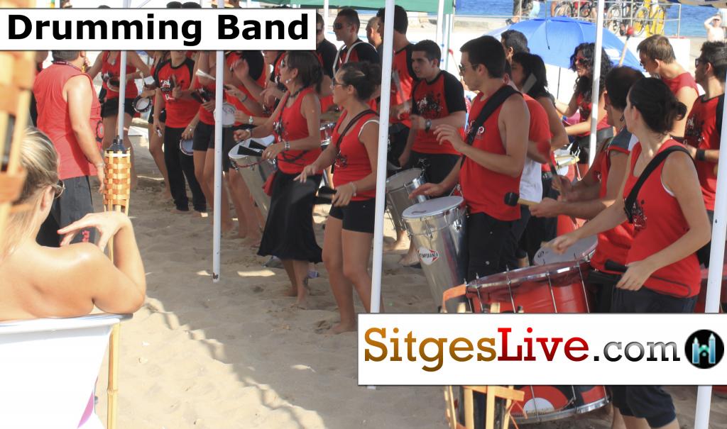 b-Drumming-Band-barcelona-sitges
