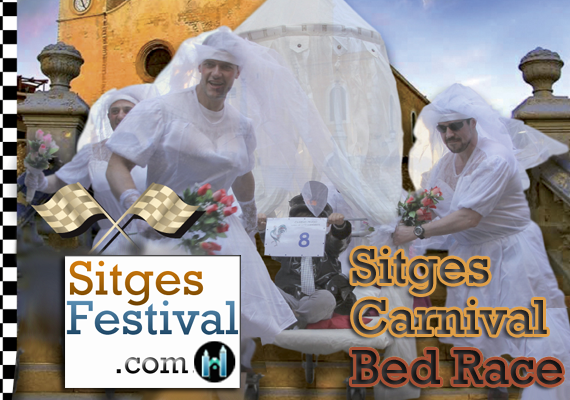 sitges-carnival-bed-race